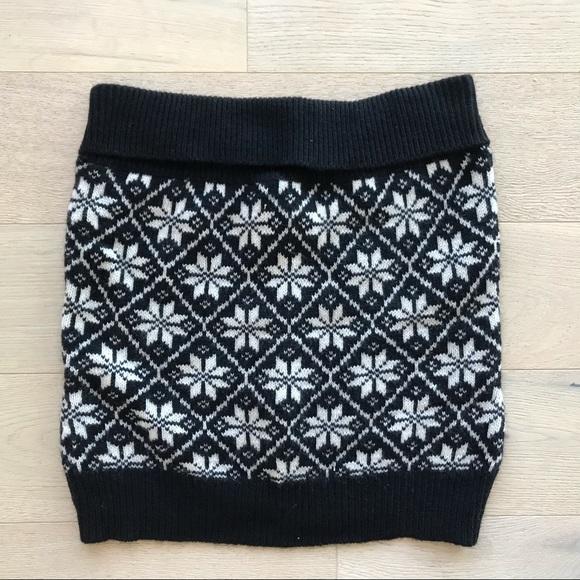 Micheal Kors knit tube top